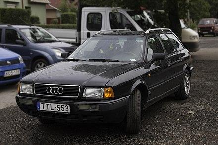 Audi 80 B4 Wikiwand