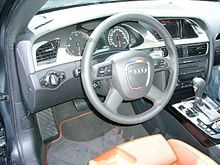 Audi A4 — Wikipédia