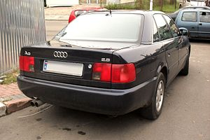 Audi A6 - Sedan