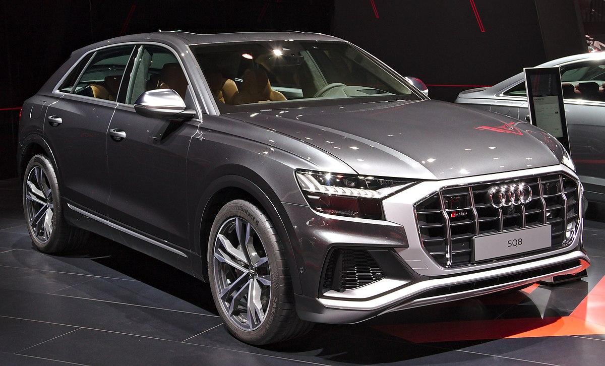 Audi Q8 Vikipedi