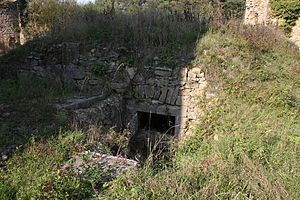 Auflance - Underground tunnel