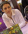 Auriane Kida salon du livre 2012.jpg
