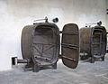 Auschwitz Birkenau - steam chambers.jpg