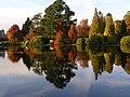 Autumn Colours across Ten Foot Pond, Sheffield Park - geograph.org.uk - 1075956.jpg