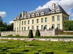 Auvers-sur-Oise (95), château de Leyrit, rue de Léry.jpg