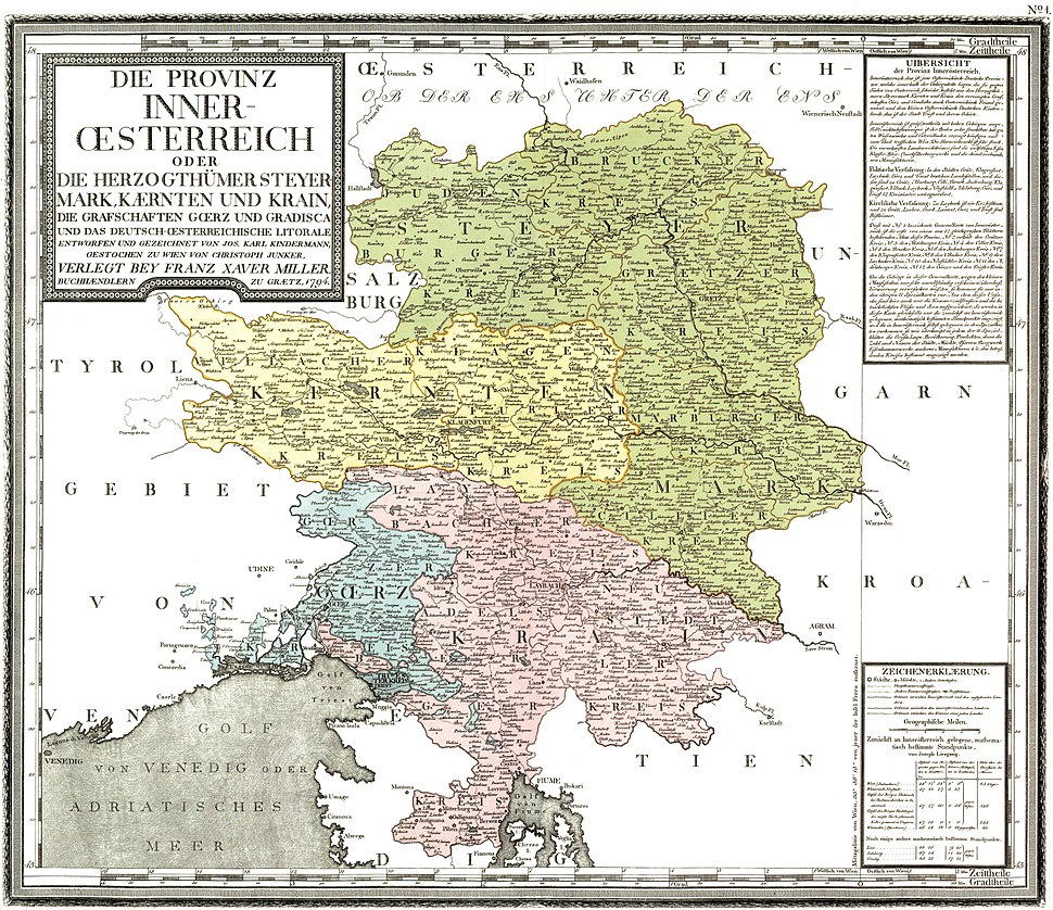 AvI Provinz Innerösterreich