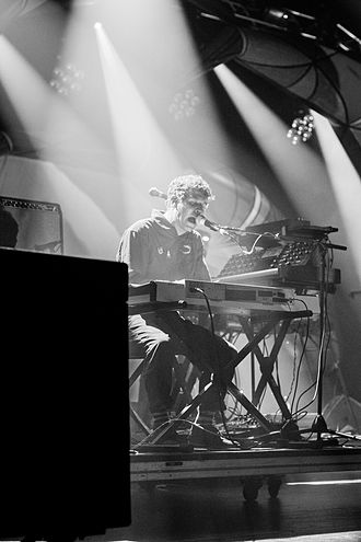 Avey Tare - With Animal Collective, 2013