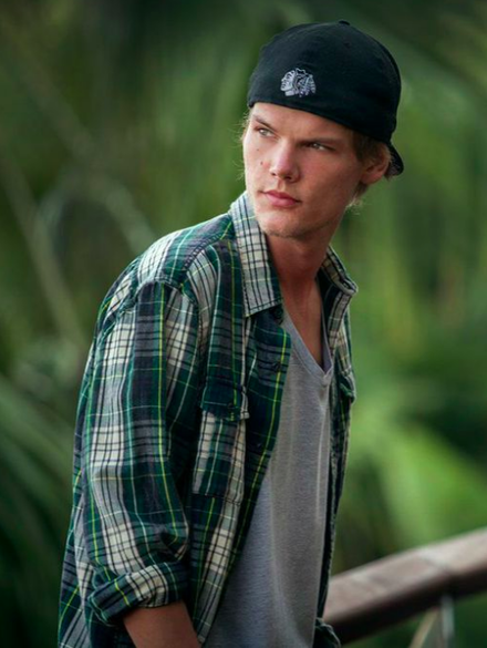The melodious EDM tracks from Avicii (Tim Bergling) reached high positions on charts around the world. Avicii 2014 001 (cropped).png