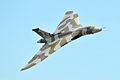 Avro Vulcan XH558 Duxford Airshow 2012.jpg