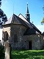 Běleč (KL), kostel svatého Mikuláše, od severovýchodu.jpg