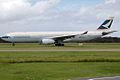 B-HLI Airbus A330-342 Cathay Pacific 'HKSAR 10th Anniversary' (8752246004).jpg