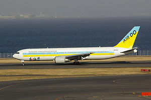 Air Do - Hokkaido International Airlines 767-300