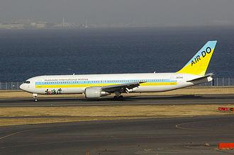 Air Do - Hokkaido International Airlines 767-300