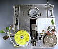 "BASF 6108 - 5 ¼"" Floppy Disk Drive - disassembled.jpg"