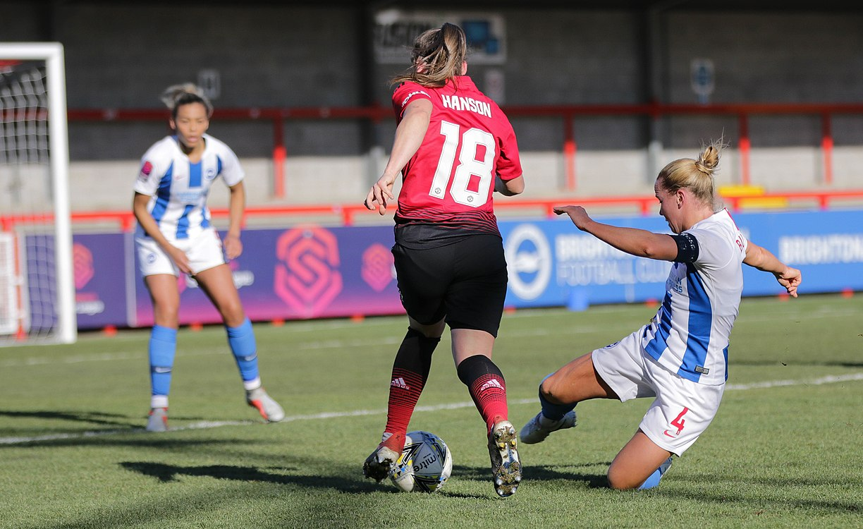 BHA Women 0 Man Utd Women 2 WFAC 4th rd 03 02 2019-1080 (46261917594).jpg