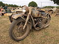 BMW military motorcycle at the War & Peace show pic1.JPG