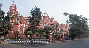 Bengal Nagpur Railway - Bengal Nagpur Railway (BNR) Headquarters, now South Eastern Railway (SER) head quarters, Garden Reach, Kolkata
