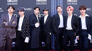 List of awards and nominations received by BTS - Wikipedia