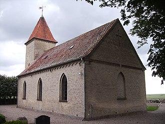Bågø - Bågø Church