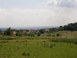 Skyline of Babice nad Svitavou