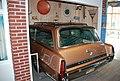 Back half of a 1966 Pontiac Bonneville station wagon -- Kalamazoo Valley Museum 083 (6926494489).jpg