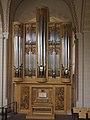 Bad Gandersheim - Stiftskirche - Orgel.JPG