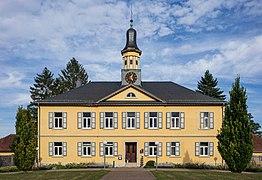 Bad Rappenau - Saline - Salinenamtsgebäude - Ansicht von Westen.jpg