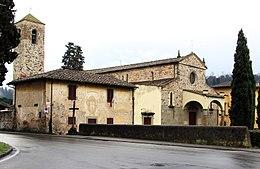 Pieve di San Pietro (Bagno a Ripoli) - Wikipedia