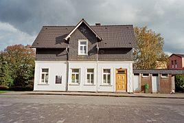 Former train station