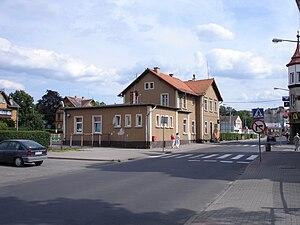 Bogatynia - Former railway station