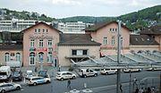 Bahnhof Siegen SiegCarré