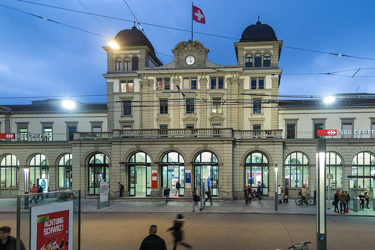 Winterthur Hauptbahnhof - Wikipedia