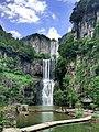 Baizhangji waterfall 02.jpg