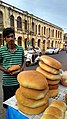 Baker selling traditional bread in Margao, Goa. 02.jpg