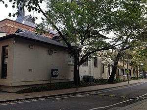 Baldwin Spencer Building