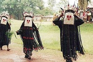 Bamileke people - Bamileke dancers in Batié, West Region