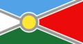 Bandera de Basavilbaso (Entre Ríos).png