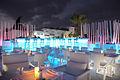 Bar in Ayia napa by night Republic of Cyprus.jpg