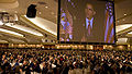 Barack Obama speaks at National Prayer Breakfast 2-5-09.jpg