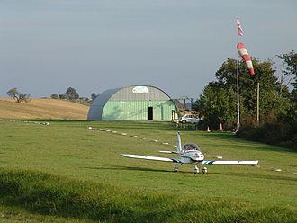 Baraigne - The ULM base