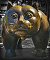 Barcelona. Raval cat. By Fernando Botero..jpg