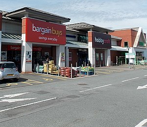 Bargain Buys - Bargain Buys store in Newport, South Wales