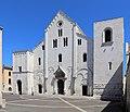 Bari, san nicola, esterno, facciata 00,3.jpg