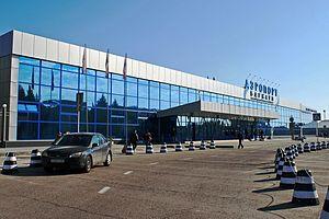 Barnaul Airport - Image: Barnaul (BAX UNBB) AN2308407