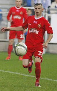 Bartłomiej Kasprzak Footballer