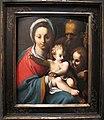 Bartolomeo schedoni, sacra famiglia con san giovannino, olio su tv, 70x62 cm, coll privata.JPG