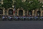 Bastille Day 2015 military parade in Paris 07.jpg
