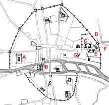 Bastille Wikipedia - Map of paris bastille