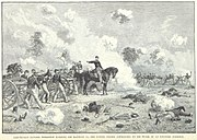 Battery G, 4th US at Gettysburg