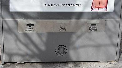 Battery recycling - Wikipedia